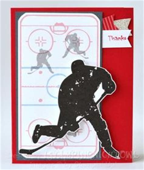 printable birthday cards hockey theme cards for boys on pinterest 153 pins