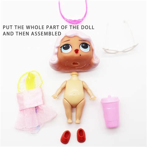 L O L Doll Series 2 l o l doll series 1 toys 5 layers birthday