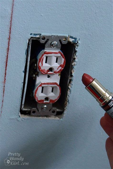 installing an outlet wall outlet box extender wall free engine image for user