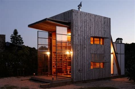 Coromandel Bach Beach Home by Tiny Two Stories Holiday Retreat On A Sandy Beach In New