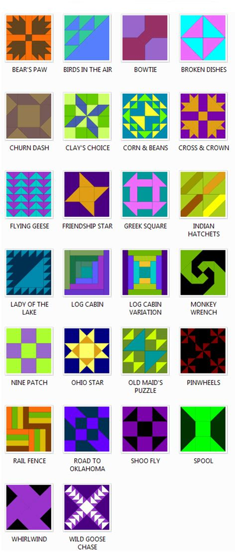 Traditional Quilt Block Patterns by Traditional Quilt Pattern Image Search Results