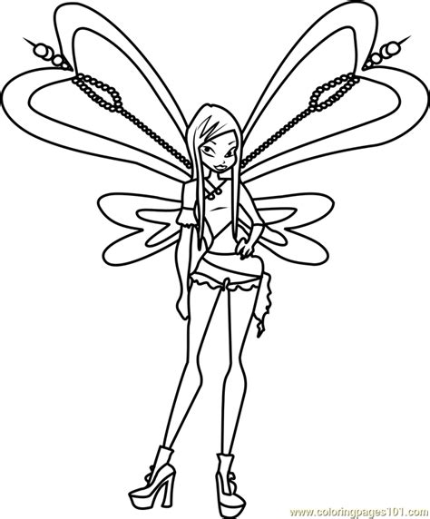 winx coloring pages winx club coloring page free winx club coloring