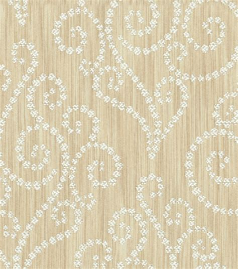 waverly upholstery fabric upholstery fabric waverly synergy parchment at joann com
