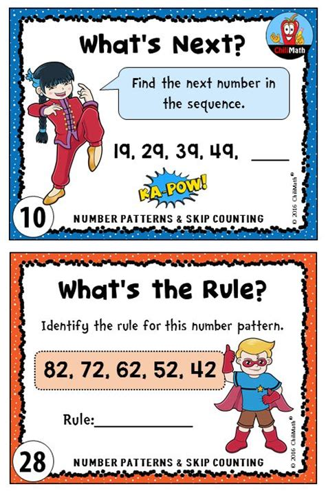 number pattern games grade 3 the 25 best number patterns ideas on pinterest number