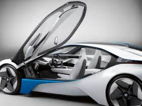 sports car bmw electric cars concept