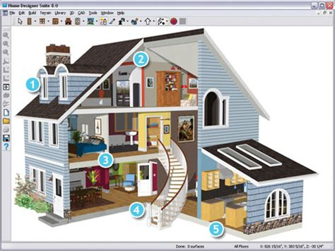 custom 3d home house design remodeling plans software july 2011