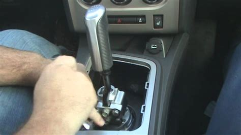 Dodge Challenger Shift by Barton Shifter For The Challenger