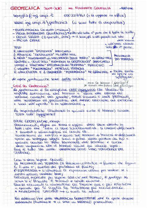 dispense di geotecnica espropio testo unico 327 2001 modificato dispense