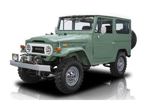 Cars Similar To Fj Cruiser by 1973 Toyota Land Cruiser Fj For Sale Classiccars