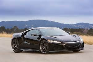 Acura Second Cars 2017 Acura Nsx Will 573 Bhp And 476 Lb Ft Speed Carz