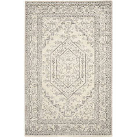 adirondack rugs safavieh adirondack ivory 6 ft x 9 ft area rug adr109v 6 the home depot