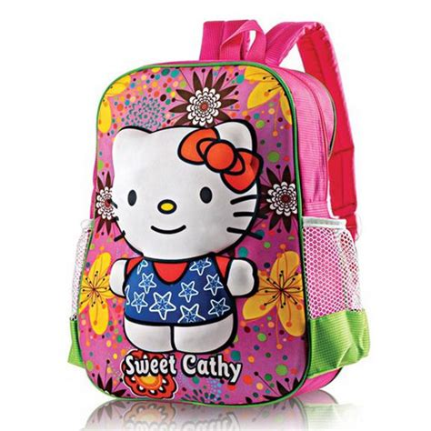 Tas Anak Sekolah Ransel Pg Frozen Cantik Bahan Kain Spo Limited jual tas sekolah anak perempuan terbaru tk sd smp sma