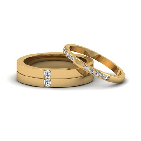 Wedding Bands For And by Matching Wedding Bands For Him And Fascinating Diamonds