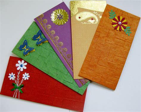 Handmade Gift Envelopes - money envelope shagun envelopes money holder by rosmina