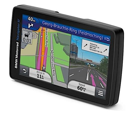 Motorrad Navigation Bmw by Bmw Adds New Navigator Vi Gps Motorbike Writer