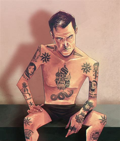 mafia tattoos best 25 russian ideas on criminal