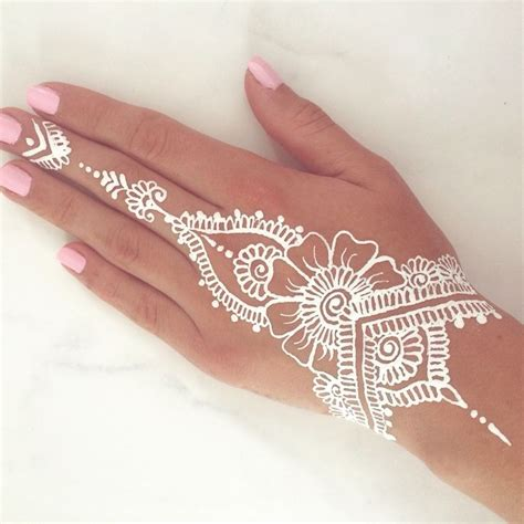 henna tattoo designs in white best 25 white mandala ideas on lotus