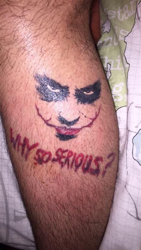 Joker Tattoo Und Piercing | joker tattoo tatoo pinterest tattoo ideen favoriten