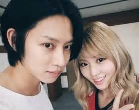 Cute Photo Album K Pop Couple Fantasy Apink S Chorong And Exo S Suho Kpopmap Global Hallyu Online Media