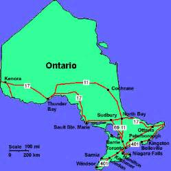 sault ste canada map sault ste ontario map