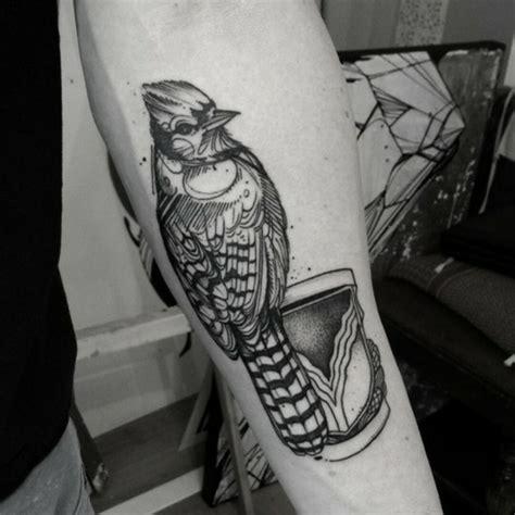 tatouage oiseau origami signification