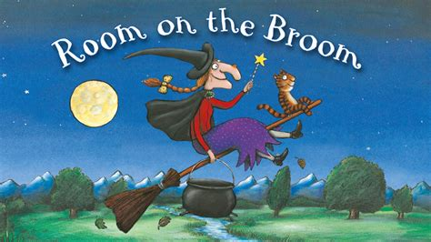 room on the broom book pin of room on the broom based award winning picture book by on