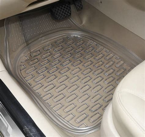 Plastic Floor Mat For Cars by Buy Wholesale Clear Pvc Plastic Universal Vehicle