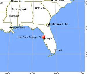 new port richey florida fl 34652 profile population