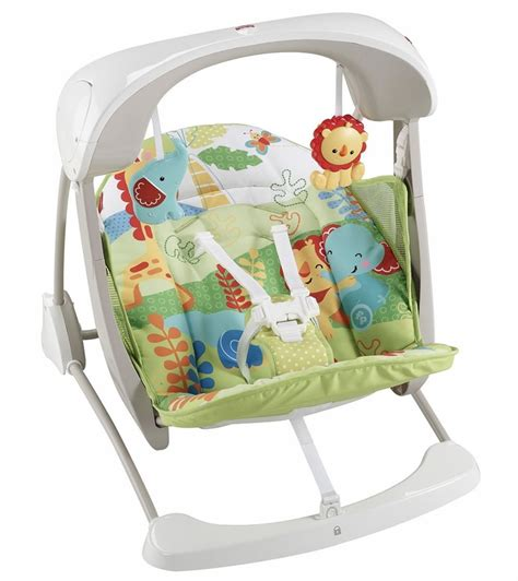fisher price take along rainforest swing fisher price rainforest friends deluxe take along swing seat