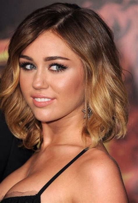 best new spring hair cuts 2015 miley cyrus diverse short hairstyles for spring 2015
