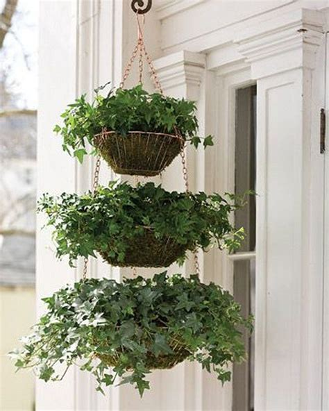 Make A Hanging Planter by How To Make A Hanging Basket Planter Diy Projects For