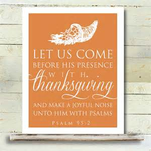 Verse About Thanksgiving Items Similar To Thanksgiving Printable 8x10 Art Poster