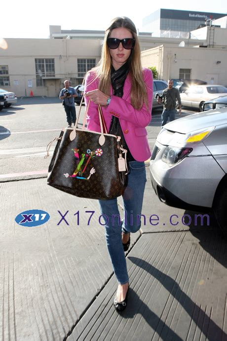 Nicky Hiltons Louis Vuitton Bag by Nicky S Murakami Lv Tote Wass