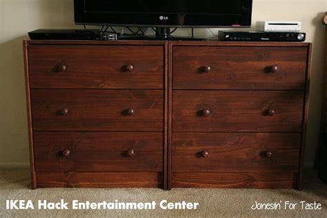ikea entertainment center hack ikea hack entertainment center
