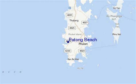 Patong Beach Prévisions de Surf et Surf Report (Phuket