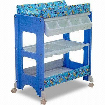 Changing Table With Wheels Deluxe Changing Table With Swivel Casters Global Sources