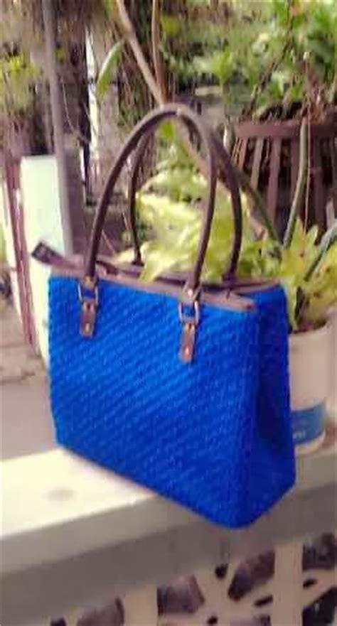 rumah tas rajut menyediakan berbagai model tas rajut tas rajut nylon dowa kw rp 175000 tas anyaman jogja