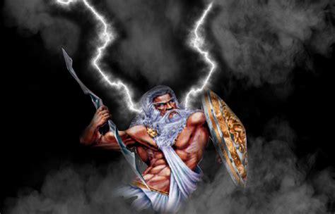 imagenes de dios zeus 191 qu 233 personificaban los dioses del olimpo