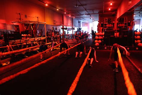 Tough Workout Tone House Gets A New Fitness Studio Well Good