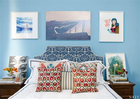 blue white bedroom damask pattern archives panda s house 10 interior decorating ideas