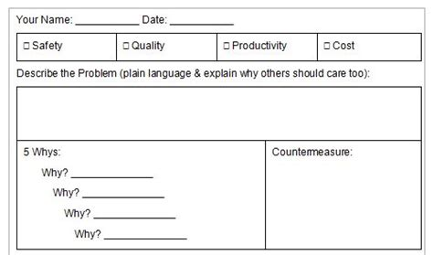 employee suggestion card template how to create an idea form