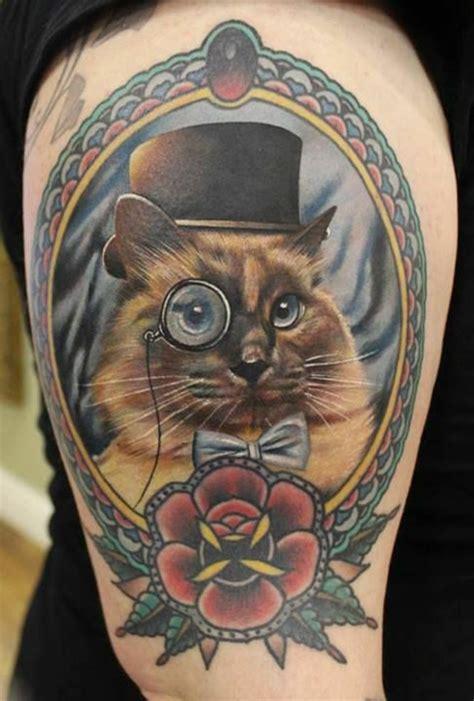 ideen fuer coole tattoos  inspirierende motive