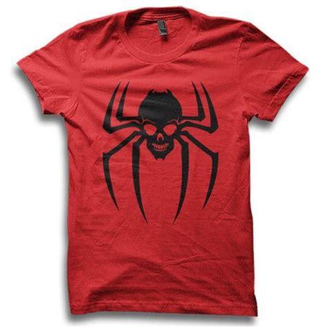 Spider Tshirt spider skull t shirt the shirt list
