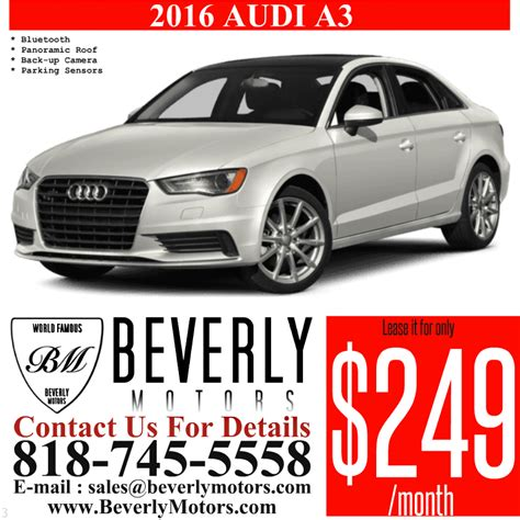 auto leasing sales monthly specials  car lease