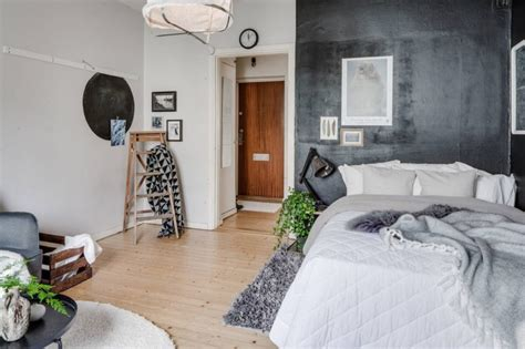 Studio Apartment 800 Small Studio Apartment With A Cool Vibe Daily Decor