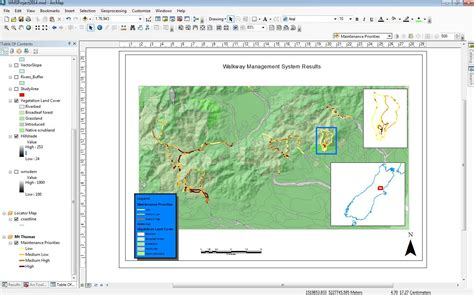 zoom in layout view arcgis how to add a locator map in arcmap gis blog