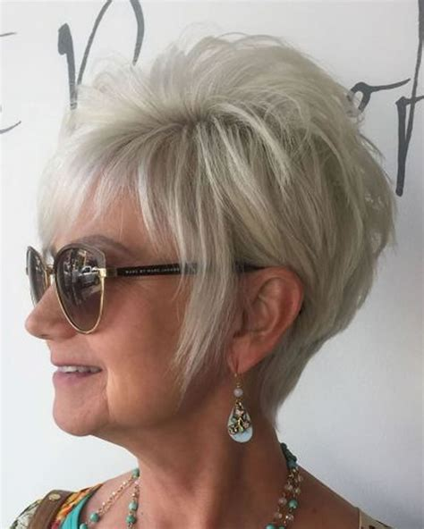 new spring haircuts for women over 50 pixie short haircuts for older women over 50 2018 2019