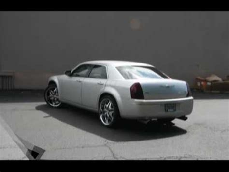 Chrysler 300 Hid Headlights by Chrysler 300 Touring Halo Headlights And 6000k Hid