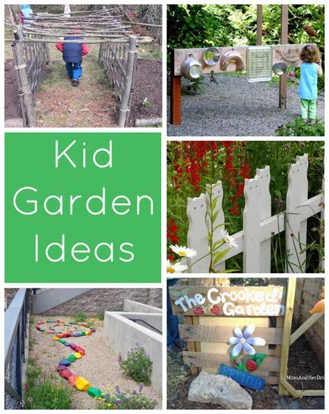 Backyard Fun Ideas For Kids Spring Has Sprung Kid Garden Ideas