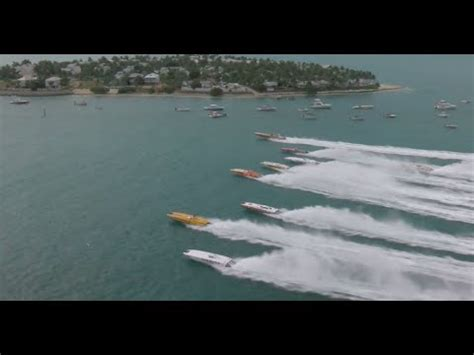 key west boats on youtube super boat on nbc sports 2016 episode 3 from key west